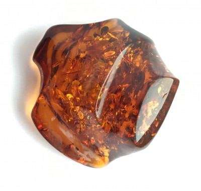 85 ct Amber Stone from Baltic Sea (by Yury Amber)