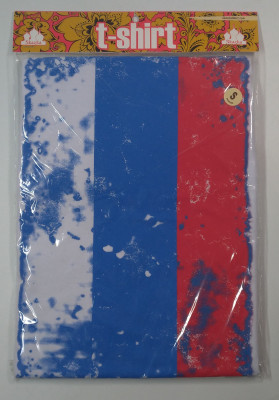 Russian Tricolor T-Shirt