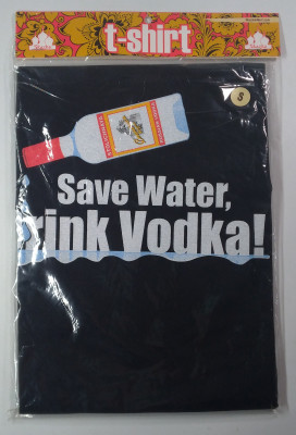Save Water, Drink Vodka T-Shirt