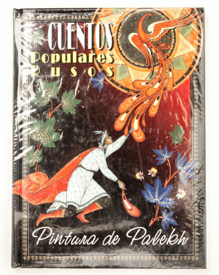 Russian Fairytales Illustrated Album 96 pages Spanish (by Bronze Horseman)