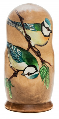 160mm Parus hand painted Matryoshka 5pcs (by Alexander Famous Paintings)