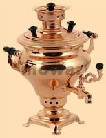 100ml Souvenir Samovar Kettle copper