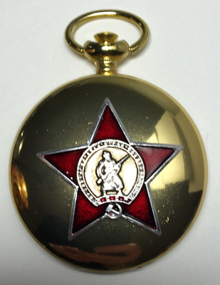 Order of the Red Star Metal Compass (by Sergio Accendino)