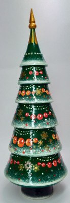 335 mm Christmas Tree (by Alena Crafts)