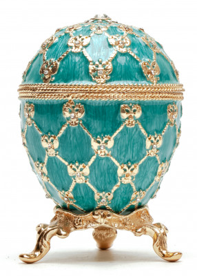 70 mm Imperial Coach and Blue Imperial Coronation Music Easter Egg