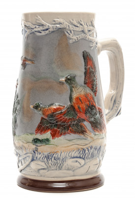Flying Ducks Beer Mug