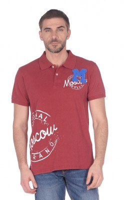 Polo Moscow XL Red