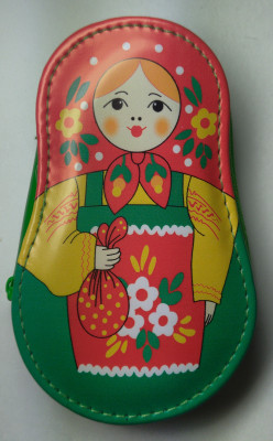 Matryoshka Manicure Set Green