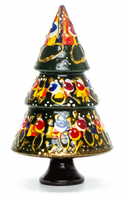 130 mm Christmas Tree (by Alena Crafts)