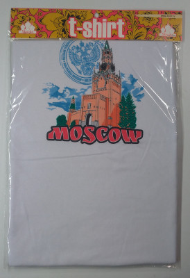 Moscow Spacckaya Tower T-Shirt