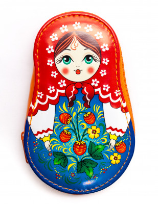 Matryoshka Manicure Set Orange