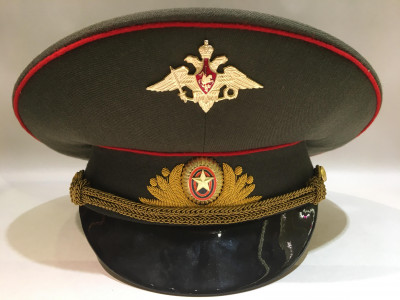 Peaked Cap General of the Artillery (Russia)