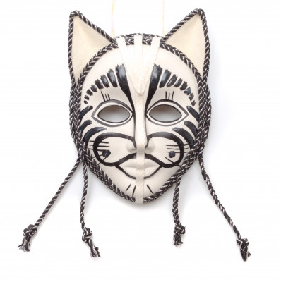 The Cat Porcelain Mask