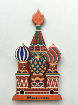 48x88 mm Saint Basil's Cathedral