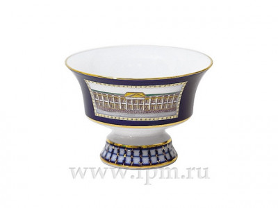 88 mm Vase for sweets Banquet Classic of St. Petersburg (by Imperial Porcelain Factory)