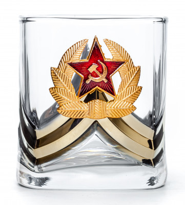 USSR Red Star Tumbler