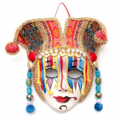 The Carnival Porcelain Mask