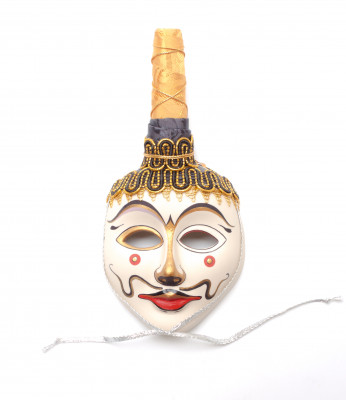 Decorative Porcelain Mask