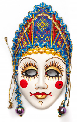 The Russian Beauty Porcelain Mask