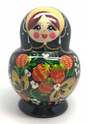 U 5pcs R Russian Matryoshka Doll