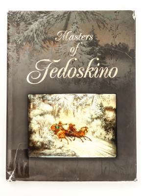 Masters of Fedoskino: The Teacher and His Students Album 159 pages English (by Bronze Horseman)