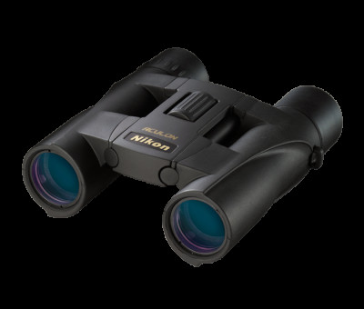 Aculon A30 10x25 black Binocular by Nikon