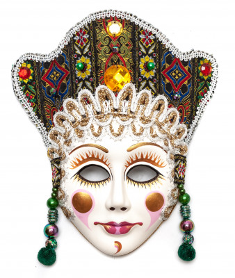 The Summer Porcelain Mask