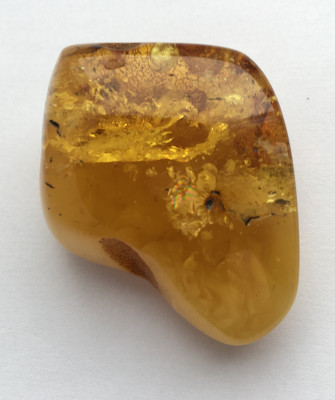 79 ct Amber Stone from Baltic Sea (by Yury Amber)