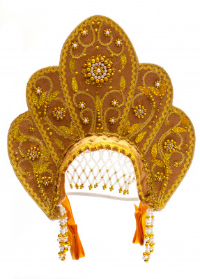 Russian Traditional Kokoshnik