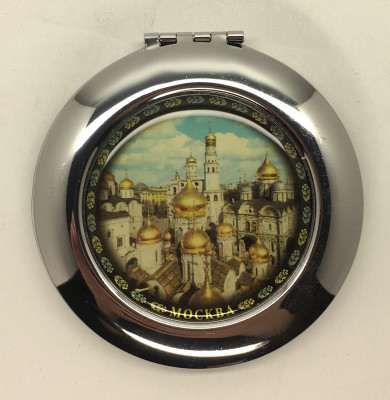 Russian Temple Compact Mirror