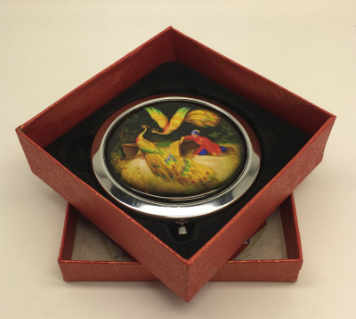 Compact MIrror with Firebird