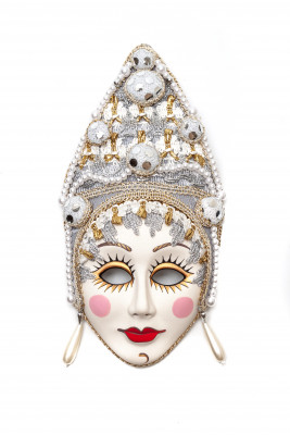 The Bride Porcelain Mask