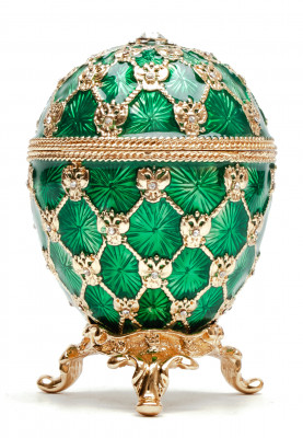 70 mm Imperial Coach and Green Imperial Coronation Music Easter Egg