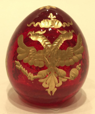 Tsarskoe Small Crystal Egg