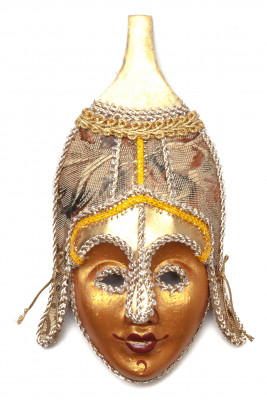 The Warrior Porcelain Mask