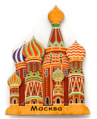 60x77 mm Saint Basil's Cathedral