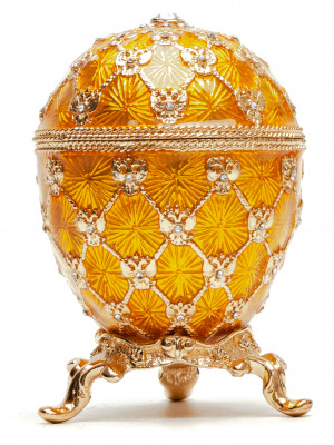 70 mm Imperial Coach and Gold Imperial Coronation Music Easter Egg