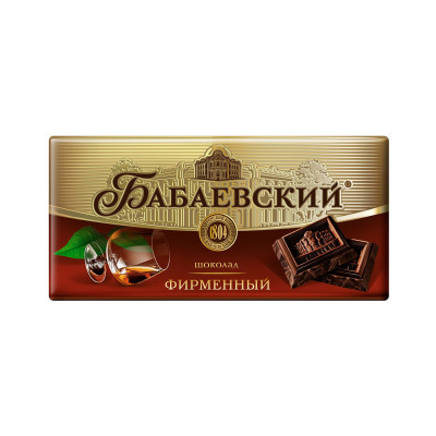 Babaevsky Signature Chocolate (100 gr)
