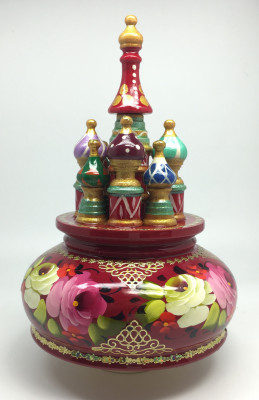 U Zhostovo Music Box