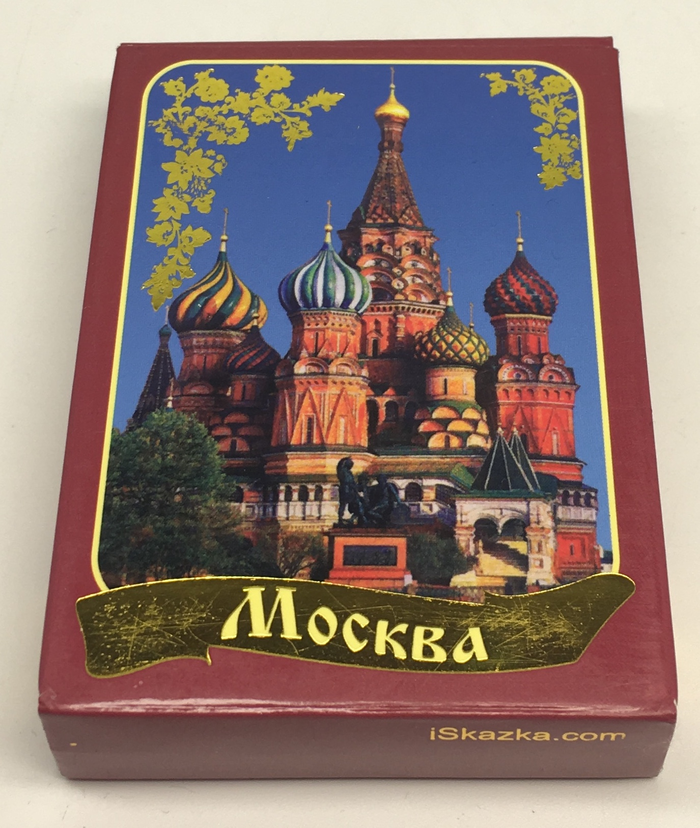 Moscow Playing Cards