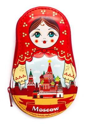 Red Square Moscow Manicure Set