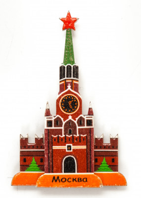 47x70 mm Spasskaya Tower (small)