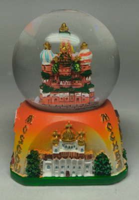 Snow Globe (by Mihail Crafts)