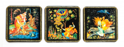 Coasters with Fairy Tales