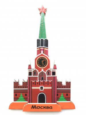 70x106 mm Spasskaya Tower