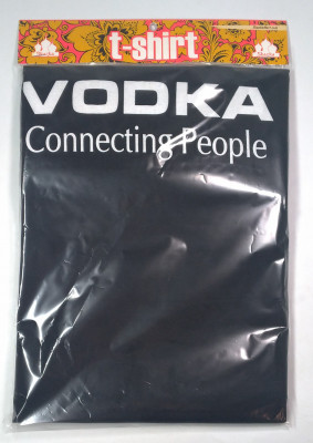 Vodka Connecting People T-Shirt